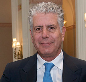 Anthony Bourdain and Alcoholism